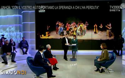 INTERVISTA ANTONIA CHIODI TV2000 – SIAMO NOI